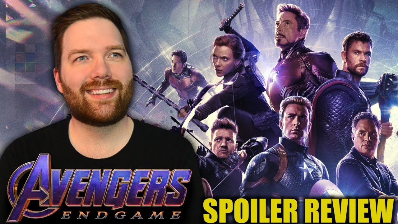 Download Avengers: Endgame - Spoiler Review