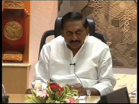 WTC 2012 - CM Kiran's Meeting With Ministers Vatti Vasanth Kumar - Anam - Mandali Budha Prasad