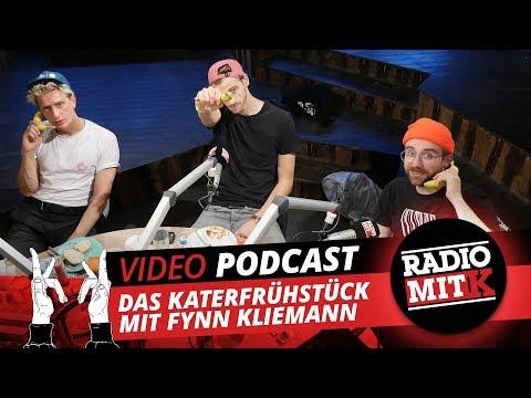 Kraftklub - Katerfrühstück mit Fynn Kliemann - Radio mit K - Episode 40