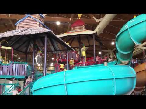 Great Wolf Lodge Concord Water Slides Indoor water Park Nice
