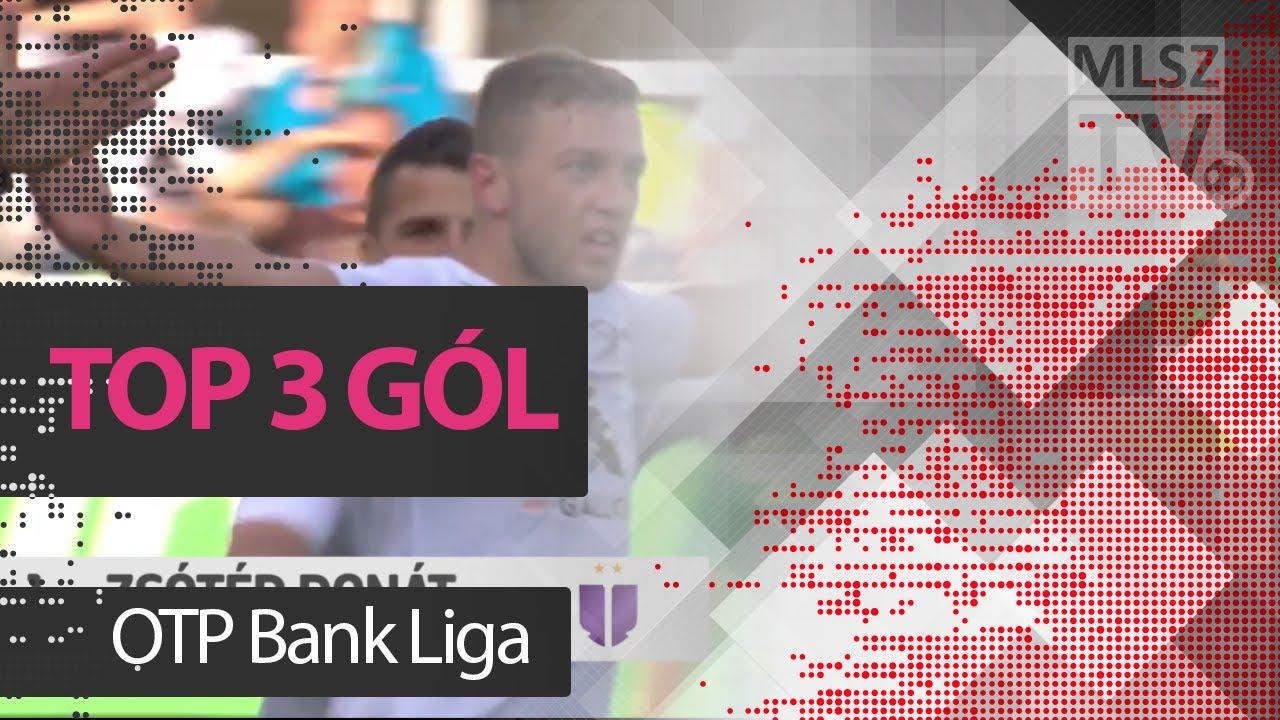 TOP 3 GÓL – 31. forduló | OTP Bank Liga | 2017/2018