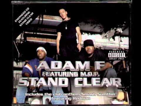 Adam F ft MOP  Stand Clear Instrumental