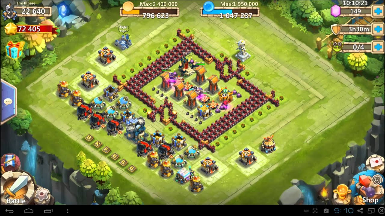 Castle Clash: Brave Squads - Home | Facebook