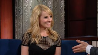 Melissa Rauch Was Inspired By Sylvester Stallone