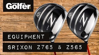 Review: Srixon Z565 and Z765 drivers