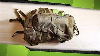 Тактический рюкзак из китая от TYK (Обзор)