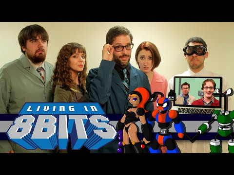Living in 8 Bits #44 - Wily Corp Interns