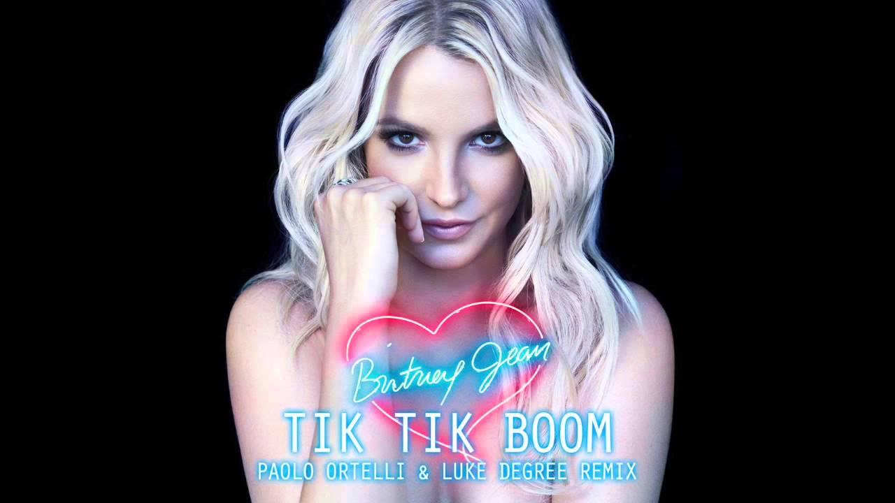 Britney Spears - Tik Tik Boom feat. T.I. (Paolo Ortelli ...