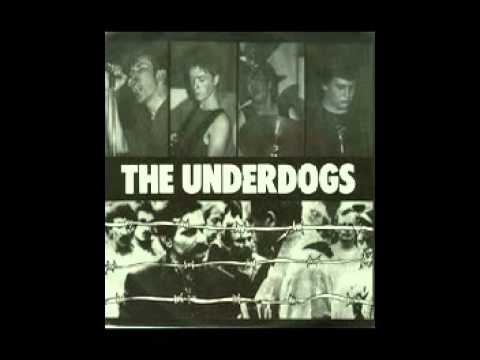The Underdogs - East Of Dachau EP (1983)
