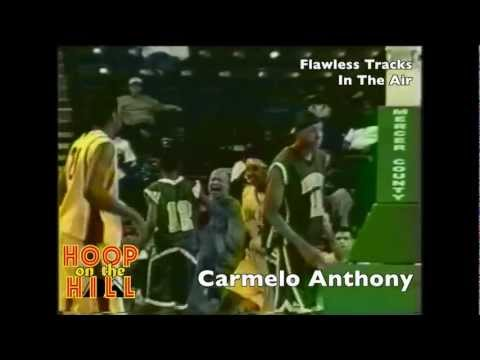 Carmelo Anthony OFFICIAL HOOPontheHILL! OAK HILL Highlights