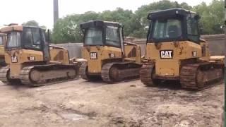 CAT D4K D5K Bulldozers for sale