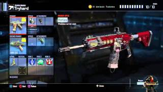 bo3 best tryhard class setup lots of exp