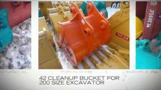Machinery and Equipment Parts and Attachments For Sale