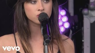 Foxes - Let Go For Tonight - Xperia Access @ V Festival (Lounge)