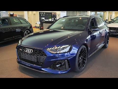 2020 Audi RS4 Avant Tiptronic | -[Audi.view]-