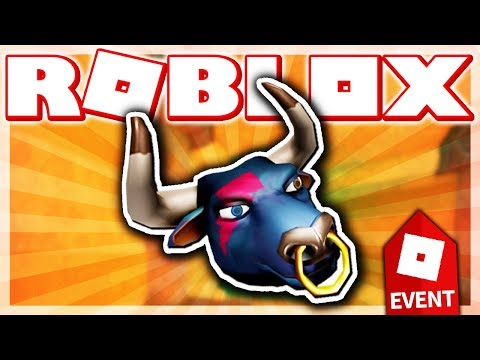 HOW TO GET THE MINOTAUR MASK!! (ROBLOX LABYRINTH EVENT - Flood Escape 2!)