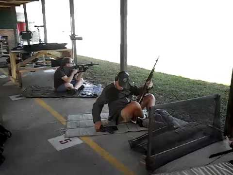 Service Rifle Match