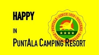 HAPPY (in PuntAla Camping Resort)