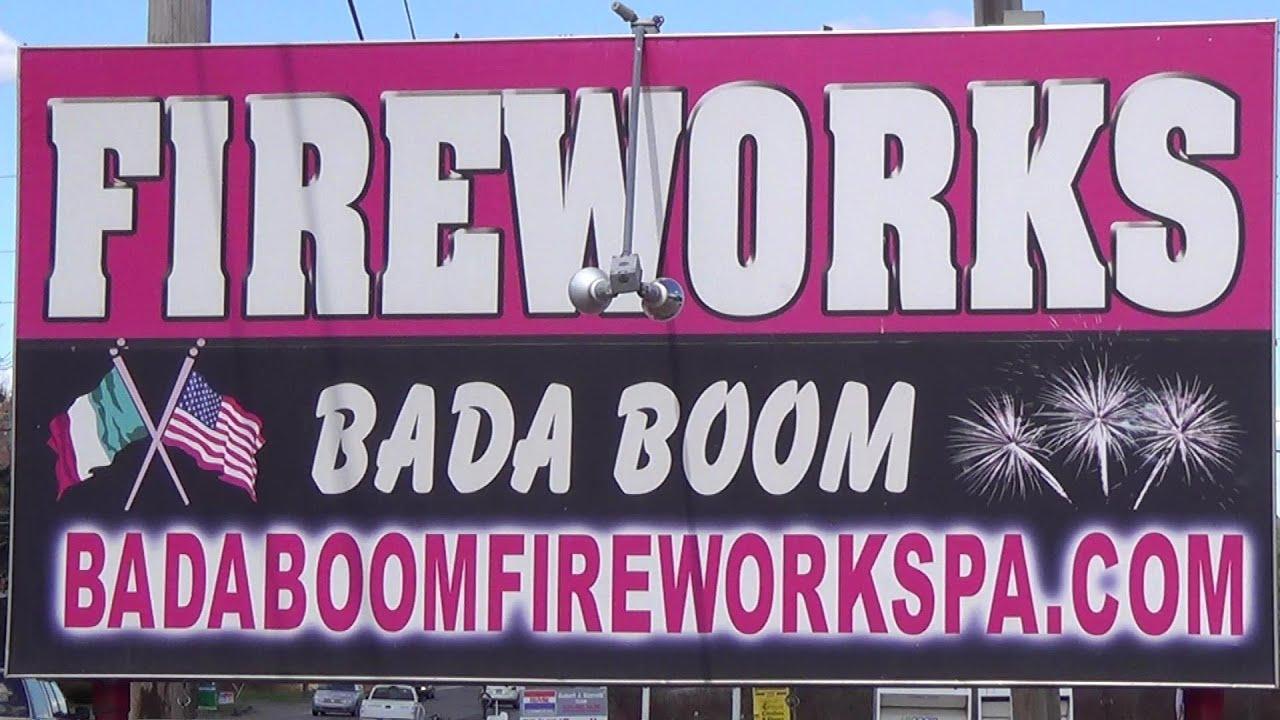 Bada Boom Fireworks Pennsylvania Fireworks - Retail