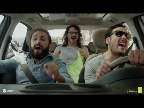 #BailaConZapatillasYPunto ft. Fabio, Ciro y Gianluca