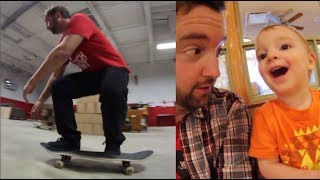 A.D.I.M.L. 21: Skateboard Where You Work!