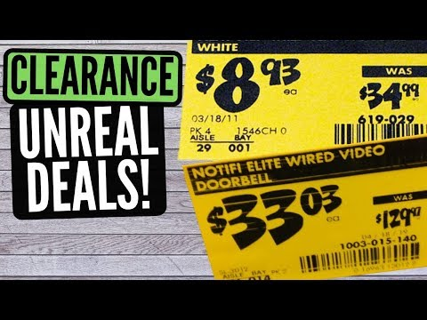HUGE RETAIL ARBITRAGE HAUL! Selling Clearance On Amazon FBA And EBay