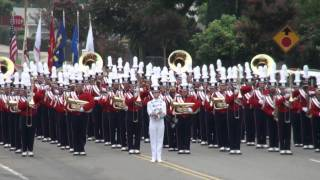 Riverside King HS - The Stars and Stripes Forever - 2010 San Dimas Western Days Parade