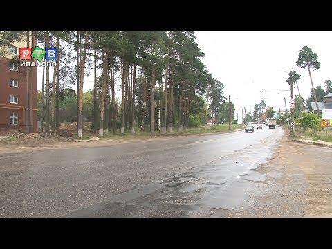 Большая дорожная реконструкция в Кохме