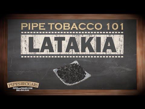 Pipe Tobacco 101 - Latakia - PipesandCigars.com