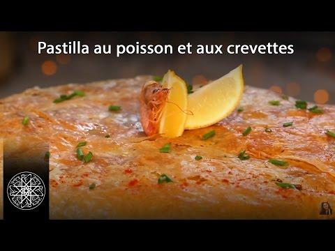 Choumicha pastilla au poisson et aux crevettes la - Cuisine choumicha youtube ...