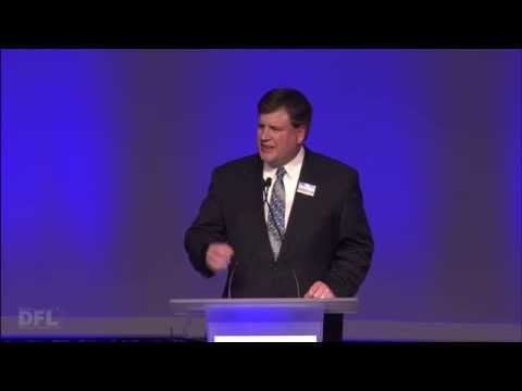 2014 Minnesota DFL State Convention address from Mike Obermueller