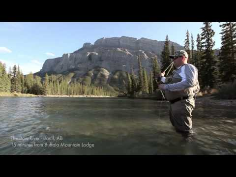 Fishing In Banff National Park & Emerald Lake