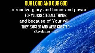 You are Worthy Lord Jesus, King of kings, Lord of lords   English Christian Song