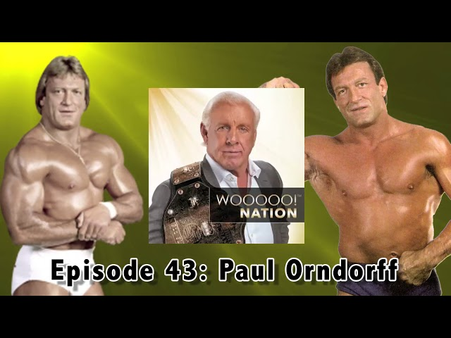 Wooooo! Nation #43: Mr. Wonderful Paul Orndorff