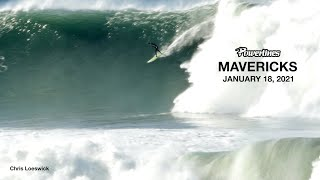 MAVERICKS JANUARY 18, 2021 [POWERLINES]