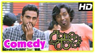 Savaale Samaali Movie Comedy | Part 1 | Ashok Selvan | Jagan | Karunas | Paravai Muniyamma | Bindu