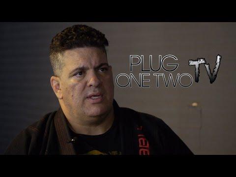 Jiujitsu Legend Rigan Machado Interview | Plug One Two TV