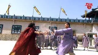 Hư Trúc dạy cho Khưu Ma Chí thế nào là 72 tuyệt kỹ của Thiếu Lâm Tự | Thiên Long Bát Bộ