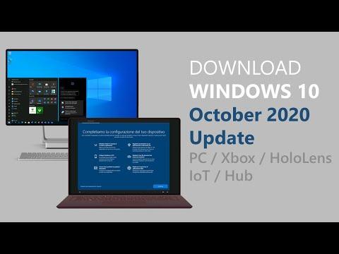 Windows 10 October 2020 Update: tutto quello che c'è da sapere
