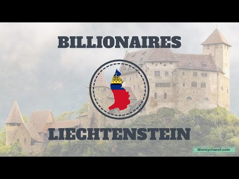 Richest People in LIECHTENSTEIN 2018
