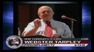 Webster Tarpley Talks About Polish President's Plane Crash
