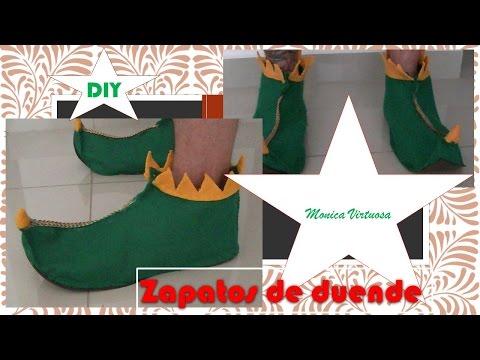 Zapatos de duende