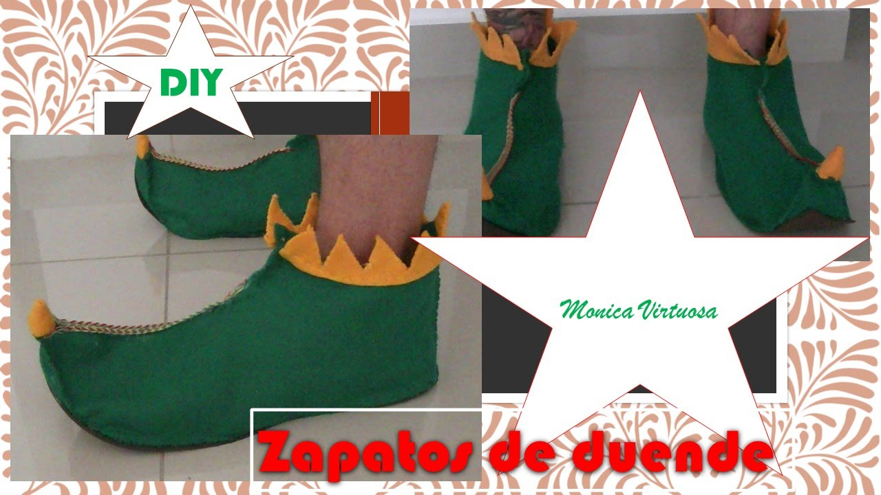 Zapatos de duende - YouTube