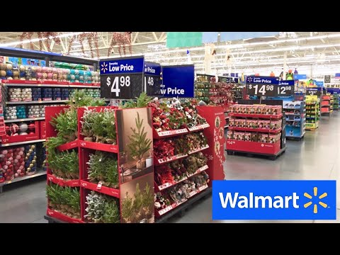 walmart-new-items-furniture-home-decor-kitchenware-christmas-shop-with-me-shopping-store-walkthrough