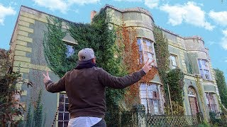 Abandoned Time Capsule Mansion Everything Left Behind Including Cars Revisited [Urbex]