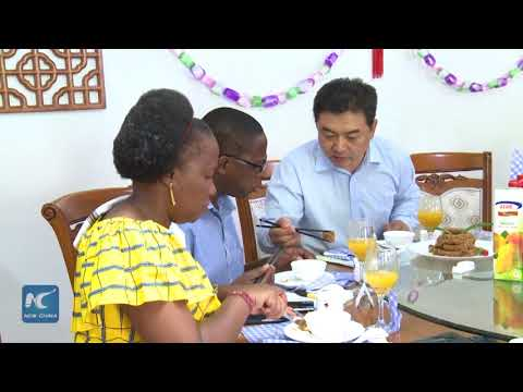 Chinese cuisine promotes cultural exchanges in Tanzania