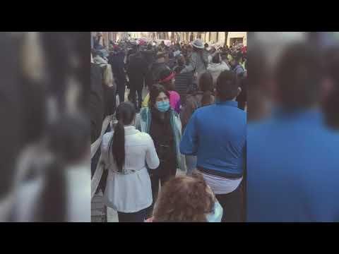 Re-Upload: Manifestación en Mallorca | 12 enero 2021