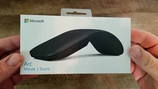 Microsoft Arc Mouse: Not just for the Surface book......