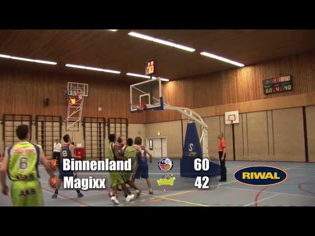 Binnenland U20 vs Magixx U20