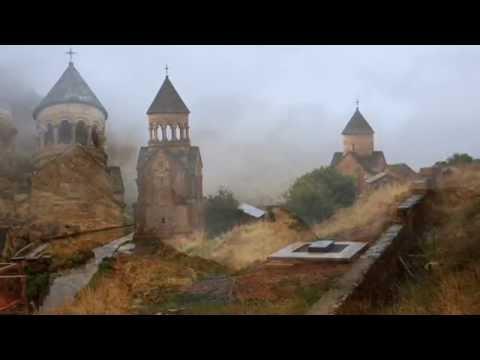 50 монастырей Армении Часть 1